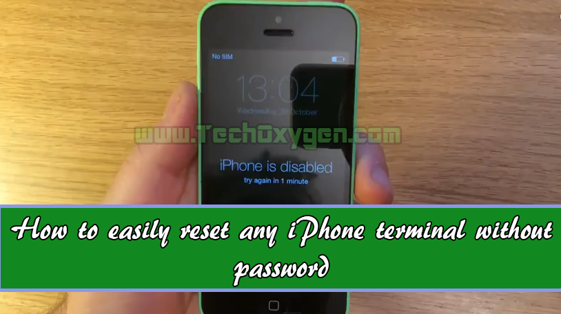 How to easily reset any iPhone terminal without password, how to reset iphone 4 to factory settings, how to reset iphone 4 without password, how to reset iphone 4 password, how to reset iphone 4 to factory settings without itunes, how to hard reset iphone 4, how to reset iphone 4 without itunes, how to reset iphone 4 password without itunes, how to reset iphone 4 to factory default