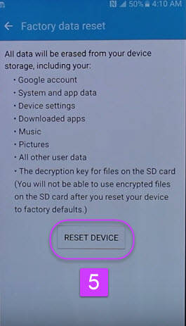 How To Reset Samsung Galaxy S7 - Hard Reset or Soft Reset