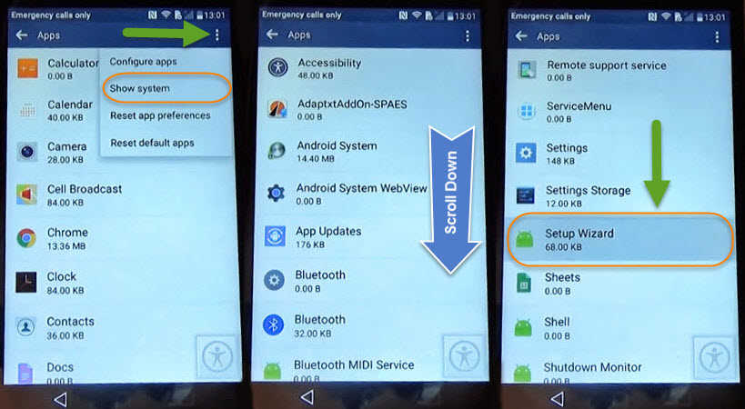 How to bypass Google Account on LG K8, LG K7 and K10