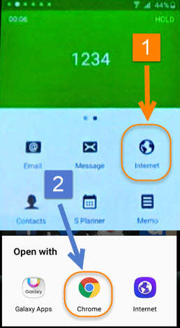Bypass Google Account on Samsung S6, S7, EDGE, J7 (2016), A9, Note 5, Note 7