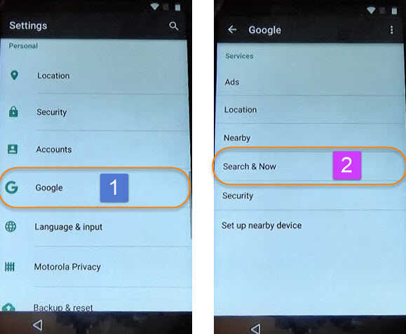 Motorola Moto G4: How to Bypass Google Account Remove FRP Guide