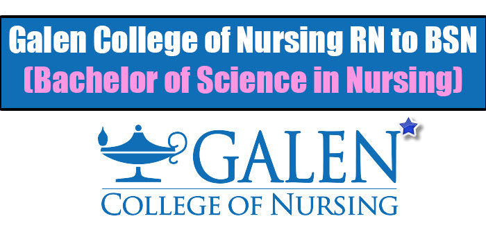 Galen College of Nursing RN to BSN (Bachelor of Science in Nursing)