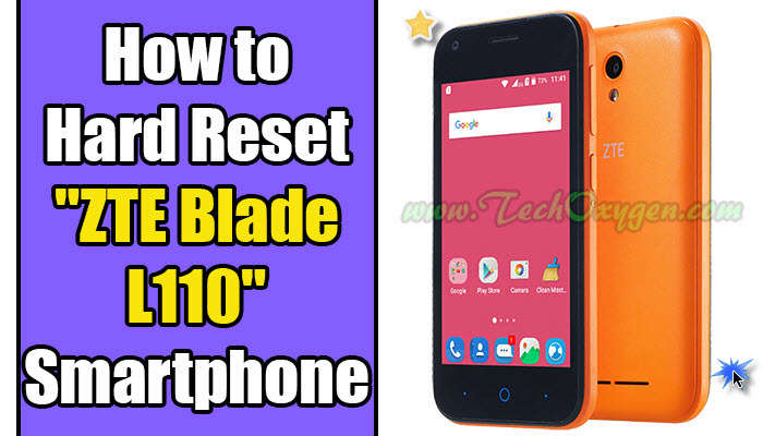 How to Hard Reset