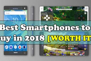 Best Upcoming Smartphones to buy in 2018 [TOP 6 Worth Checking]