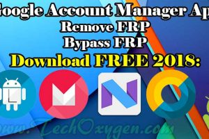 Google Account Manager Apk