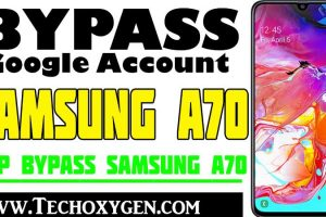 Bypass Google Account Samsung A70 FRP Bypass [BEST METHOD]