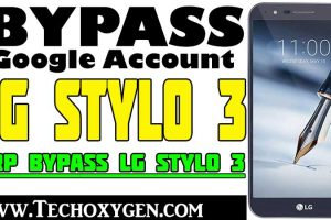 LG Stylo 3 FRP Bypass 2020